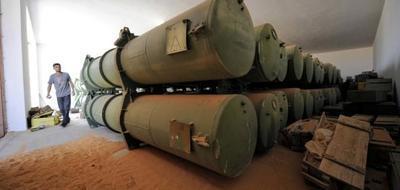 Ливийское химоружие досталось боевикам ДАИШ