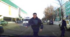 Полицейский из Петропавловска стал героем Сети