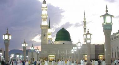День рождения пророка Мухаммеда отмечают мусульмане