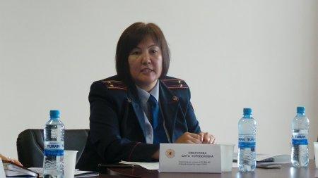 Райхан Бекманова: В 2015 году в Актау в два раза увеличилось количество жертв бытового насилия