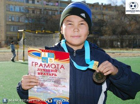 Первыми чемпионами «Школьной лиги» среди учащихся пятых классов стали воспитанники СШ №16