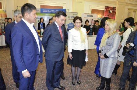 В Актау прошел форум Совета деловых женщин