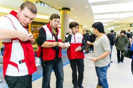 Юлия Гордиевская: Быть волонтёром «Красного Полумесяца Казахстана» интересно и почётно
