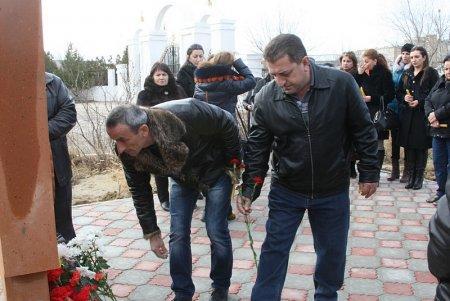 Армянская диаспора Актау почтила погибших при землетрясении 1988 года