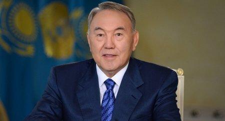 """Назарбаев стал """"Человеком года-2015"""" в России"""