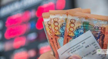 Курс доллара вырос до 311,92 тенге