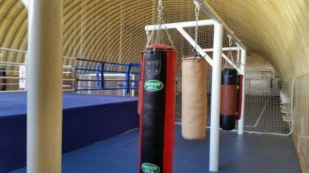 Новый спортивный комплекс открыли в Актау