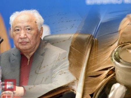 Настоящий большой писатель и зачинатель новой прозы - коллеги о Кекилбаеве