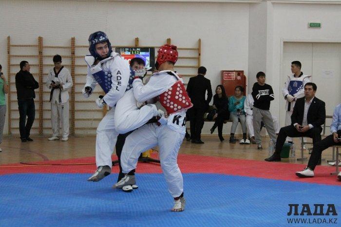 Семь мангистауских таэквондистов вышли в финал чемпионата Казахстана в Актау