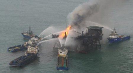 Рабочая группа по борьбе с разливами нефти создана на Каспии