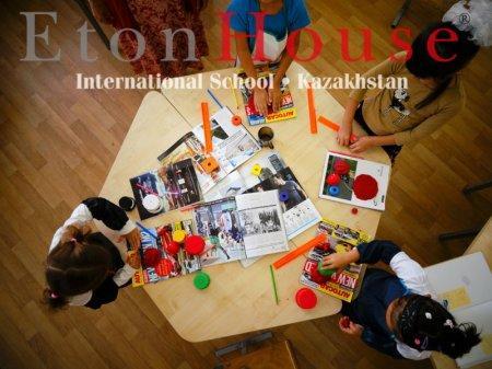 Сингапурская школа в г. Актау