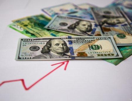 Тенге упал до 341,94 за доллар