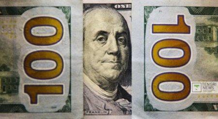 Курс доллара составил 344 тенге по итогам недели