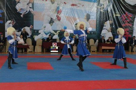 В Актау начался международный турнир «Кубок Актау» по карате-до WKF