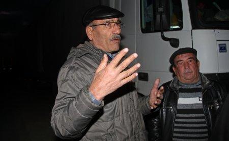 В морском порту Актау скопилось 80 грузовых фур из Турции
