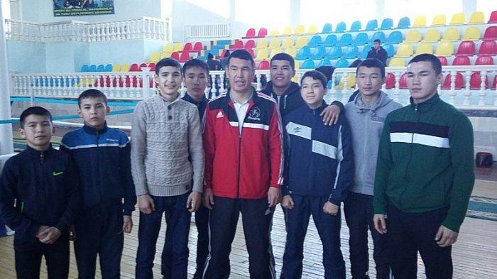 Мангистауские боксеры привезли семь медалей с международного турнира в Нукусе