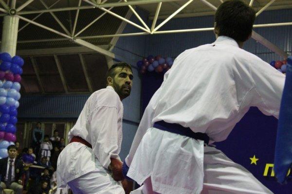 Сборная Мангистауской области заняла первое место на международном турнире «Кубок Актау» по карате-до WKF