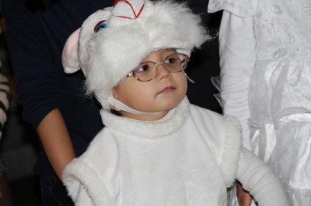 Жители Актау помогли организовать благотворительную ёлку для детей