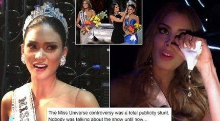 """Видеосообщение несостоявшейся """"Мисс Вселенной"""" стало хитом в соцсетях"""