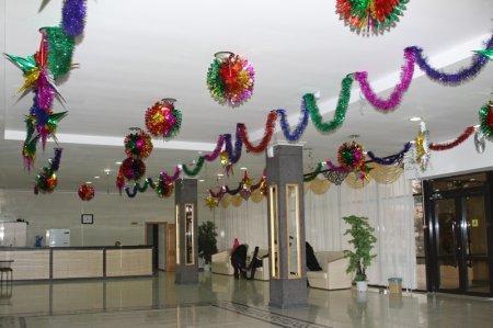 Аккенже Малаева: Праздничное оформление КДК имени Абая мы должны закончить 24 декабря