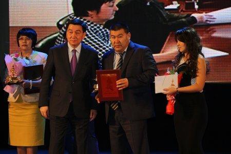 В Актау наградили победителей конкурса «Человек года-2015»