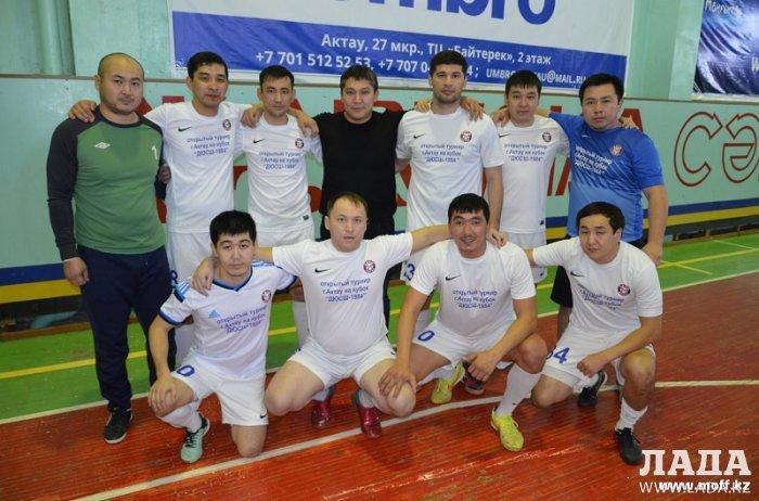 Команда «Морпорт» стала победителем турнира по футзалу на Кубок «ДЮСШ-1984»
