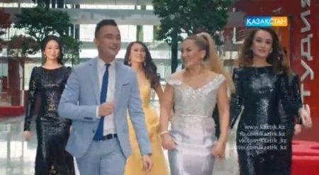 Казахстанские звёзды перепели новогодний хит группы ABBA