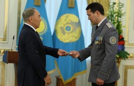 Племянник Президента назначен первым заместителем главы КНБ Казахстана