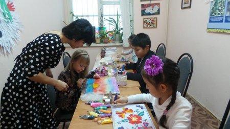 Воспитанницы дворового клуба «Мирас» в Актау заняли призовые места на республиканском конкурсе рукоделия