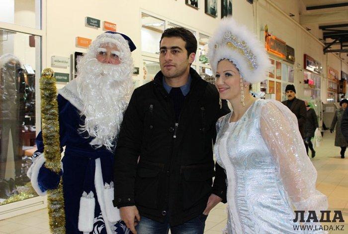 Один день из жизни Деда Мороза. Фотоистория