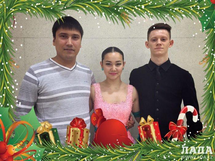 Тренеры и спортсмены поздравляют жителей Мангистау с наступающим Новым годом