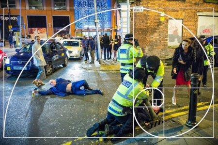 Фото пьяного британца стало интернет-мемом