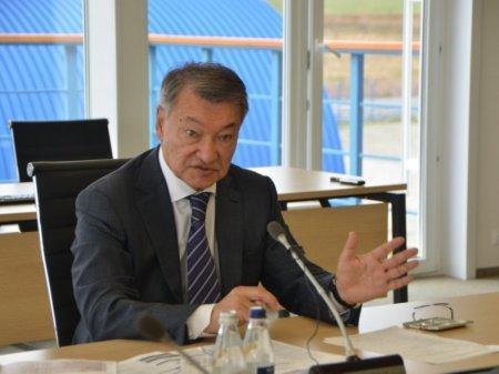 Даниал Ахметов дал эксклюзивное интервью