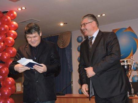 Энергия добра. ТОО «МАЭК-Казатомпром» отметил День энергетика.