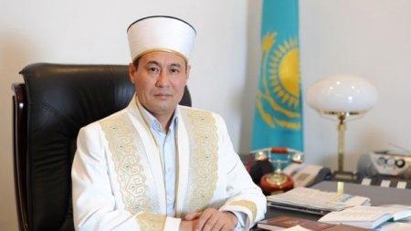 Верховный Муфтий Казахстана поздравил православных христиан с Рождеством