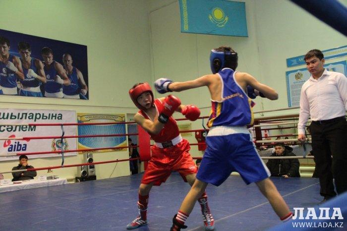 В Актау прошли областные соревнования по боксу среди юношей