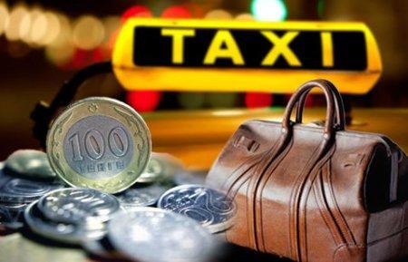 Дополнительную плату за багаж требуют таксисты в Казахстане