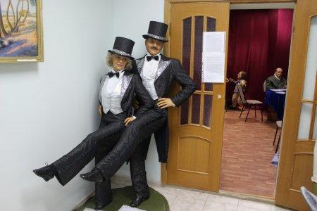 В Актау открылась выставка Санкт-Петербургского музея восковых фигур