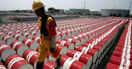 Нефть упала ниже психологической отметки в 32 доллара