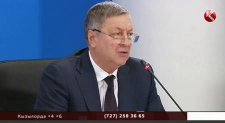 Министр энергетики РК скрестил пальцы, говоря о Кашагане
