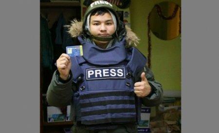 Казахстанец получил аккредитацию Киева в зону военных действий