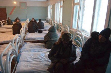 Начальник ДВД СКО открыл в Петропавловске ночлежку для бомжей