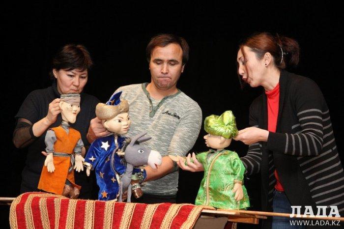 Как оживают куклы
