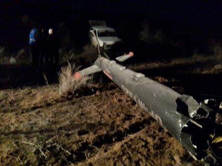 СМИ: На борту рухнувшего в Жамбылской области вертолета были ВИП-охотники