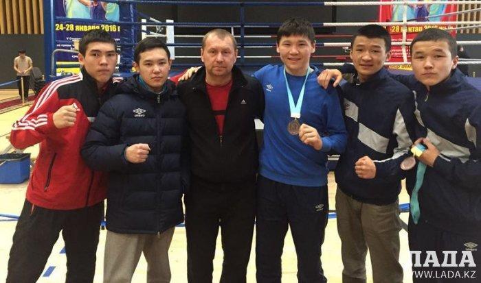 Мангистауские боксеры завоевали медали на республиканском турнире в Караганде