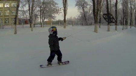Мальчик из России изобрел «дронбординг»