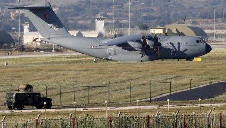 СМИ: На авиабазах ВВС Турции объявлен повышенный уровень тревоги
