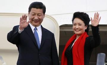 Первая леди КНР исполнила казахскую песню «Қарлығаш»