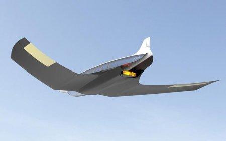 Из Алматы в Лондон за 11 минут: Инженеры показали самолет будущего