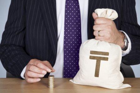 За девять лет из Казахстана выведено 20 млрд долларов